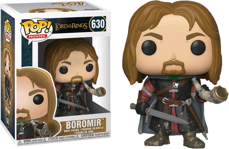 The Lord of the Rings: Boromir Funko Pop 630