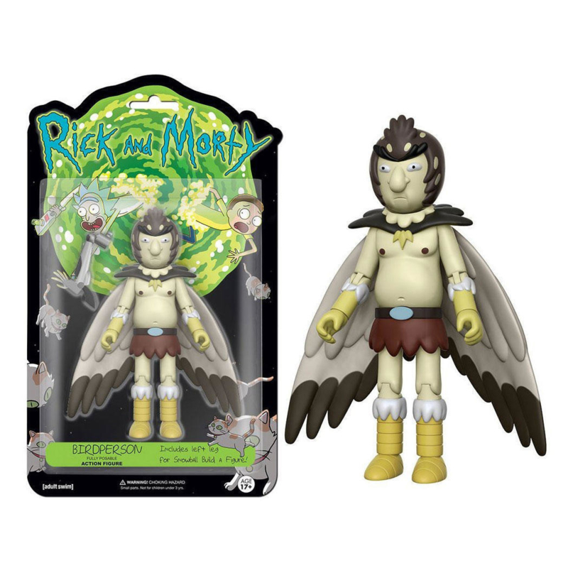 Rick And Morty: Birdperson Figuur