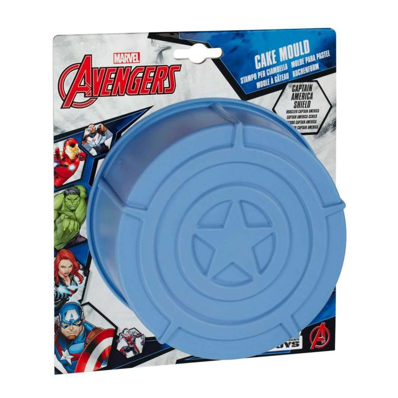 Marvel: Captain America's Shield Cakevorm