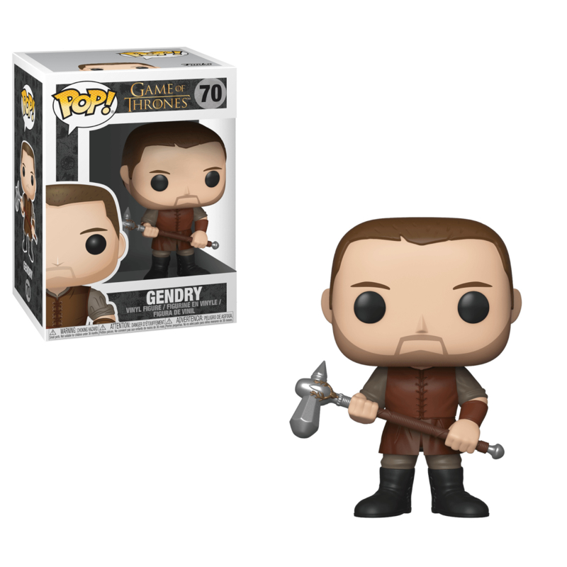Game of Thrones: Gendry Funko Pop 70