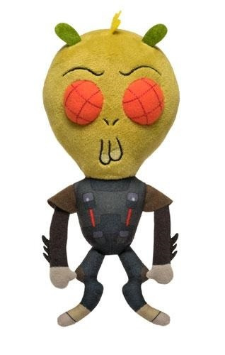 Rick & Morty: Michael Krombobpulous  Galactic Plush