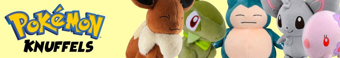 pokemon knuffel