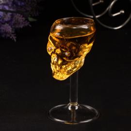 Skull altaar glas