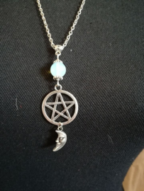 2017dubble moon Pentacle