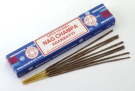 Wierook van Nag champa