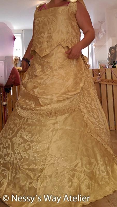 Queen Goldie