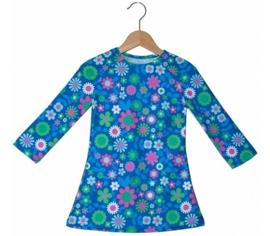 Raglan Kleid Größe 98 - 170