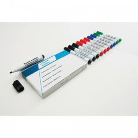 Whiteboard markers 4 stuks