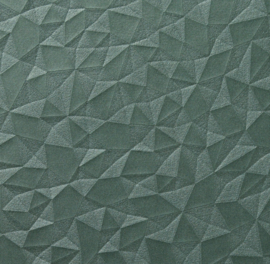Vescom - vinyl wandbekleding behang - Aikin   Wave Totaalinrichting