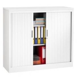 Roldeurkast 120 breed 105 hoog standaard kleuren