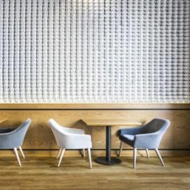 Gestoffeerde stoel - Samuel - Fauteuil