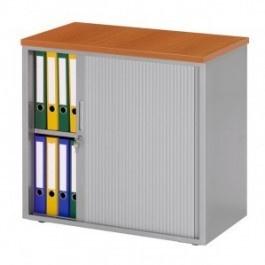 Roldeurkast 80 breed 72,5 hoog standaard kleuren