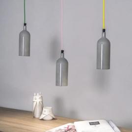 Dutch Design betonnen hanglamp - Pastel groen