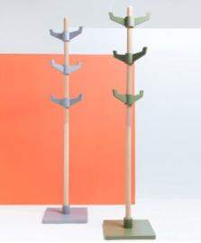 Dutch design kapstok maple gree