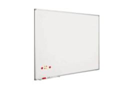 whiteboard softline gelakt staal