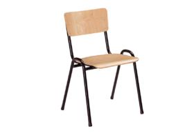 Houten stoel - Mason