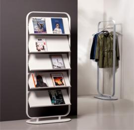 folderrek - tijdschriftenrek | Wave totaalinrichting