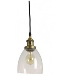 Hanglamp Light&Living Ivette brons