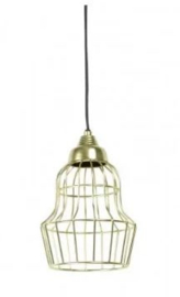 Hanglamp Light&Living Birke goud