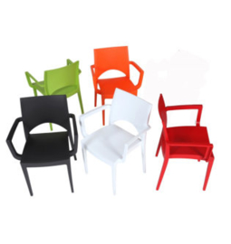 Kunststof stoel - Zoë
