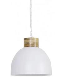 Hanglamp Light&Living Batica Antiek zink