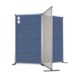 Scheidingswand - Accent - 80x110 cm (BXH) paars