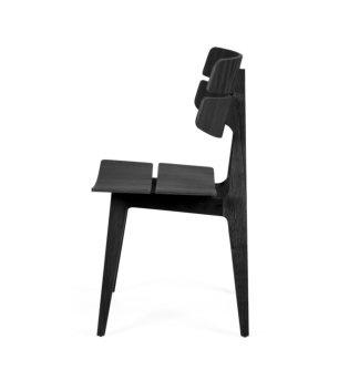 Houten stoel - Puck