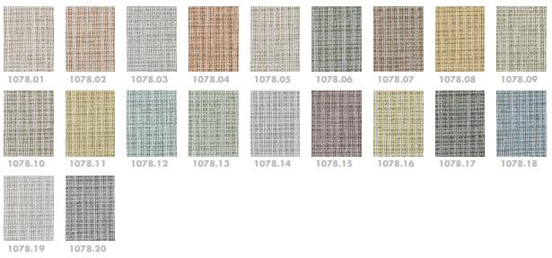 Vescom - vinyl wandbekleding behang - Greenbo | Wave Totaalinrichting