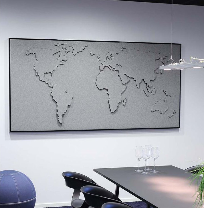 Akoestische wereldkaart