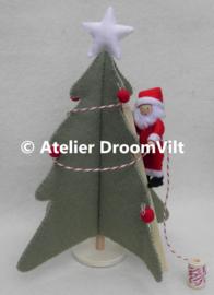 Patroonblad 'De mooiste kerstboom'