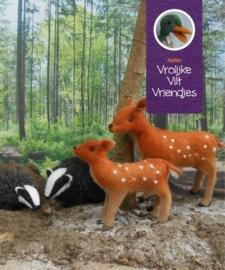 Viltpakket 'Hertjes in het bos'