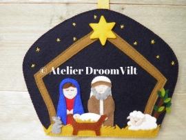 Viltpakket 'Hanger kerststal'