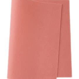 Wolvilt roze 20 x 180 cm