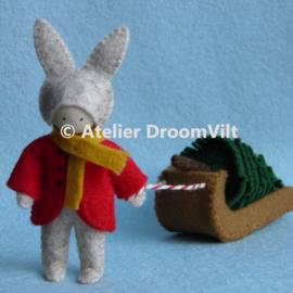 Viltpakket 'Kerstboom halen'