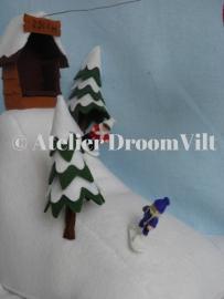 Viltpakket 'Sneeuwhelling'
