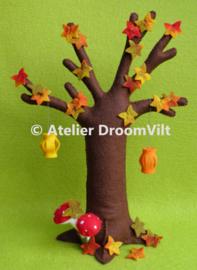 Viltpakket 'Herfstboom'