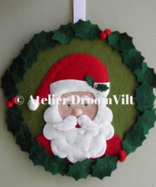 Patroonblad 'Ho ho ho!'