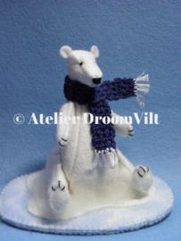 Viltpakket 'Ivo de ijsbeer'