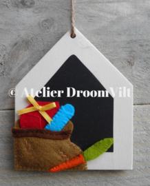 Viltpakket 'Een klein cadeautje van Piet'
