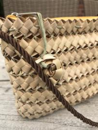 Tassen van  palmvezels