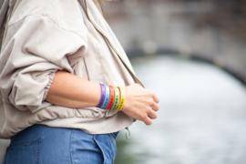 Bonfim Gelukslint Armband