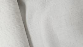 Viscose Linnen kleur off withe  - 40 cm voor