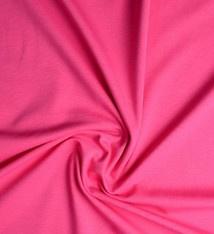 Cotton Jersey  Fuchsia  Art CY 40 - 40 cm voor