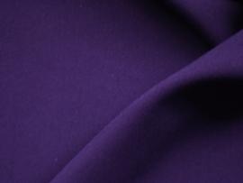 Poly Viscose spandex  kleur Donkerpaars Art SP66