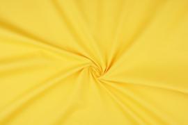 Katoen uni  kleur geel  Art 5580- 35