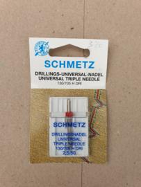 Schmetz tweeling naald  2,5/80