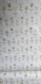 Poplin katoen flowers  Art 08225.001