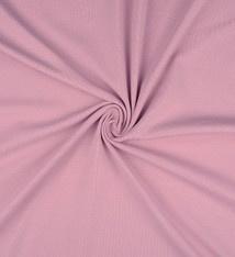 Cotton Jersey  poederroze  Art CY 068-- 40 cm voor