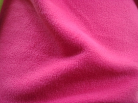 Polar fleece kleur Roze   € 5,00 per meter Art FB877