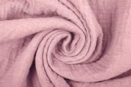 Hydrofiel doek 100% cotton  oud  roze  Art 0186-086